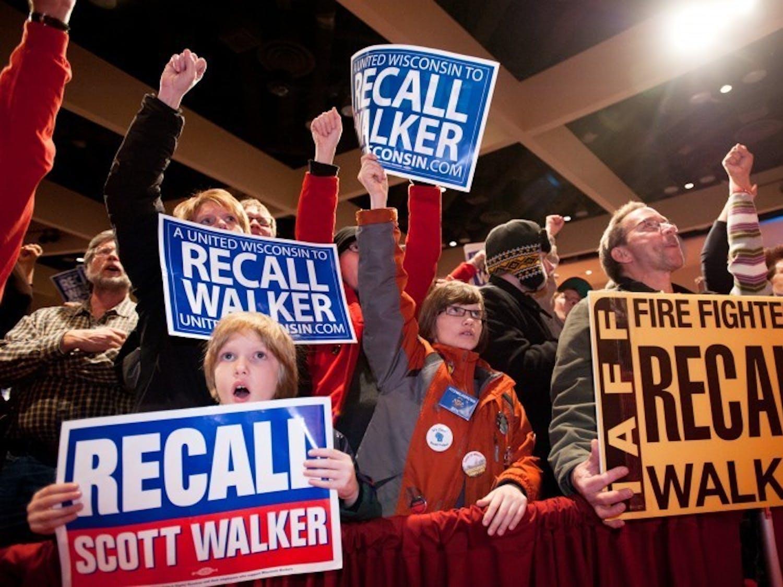 Walker recall