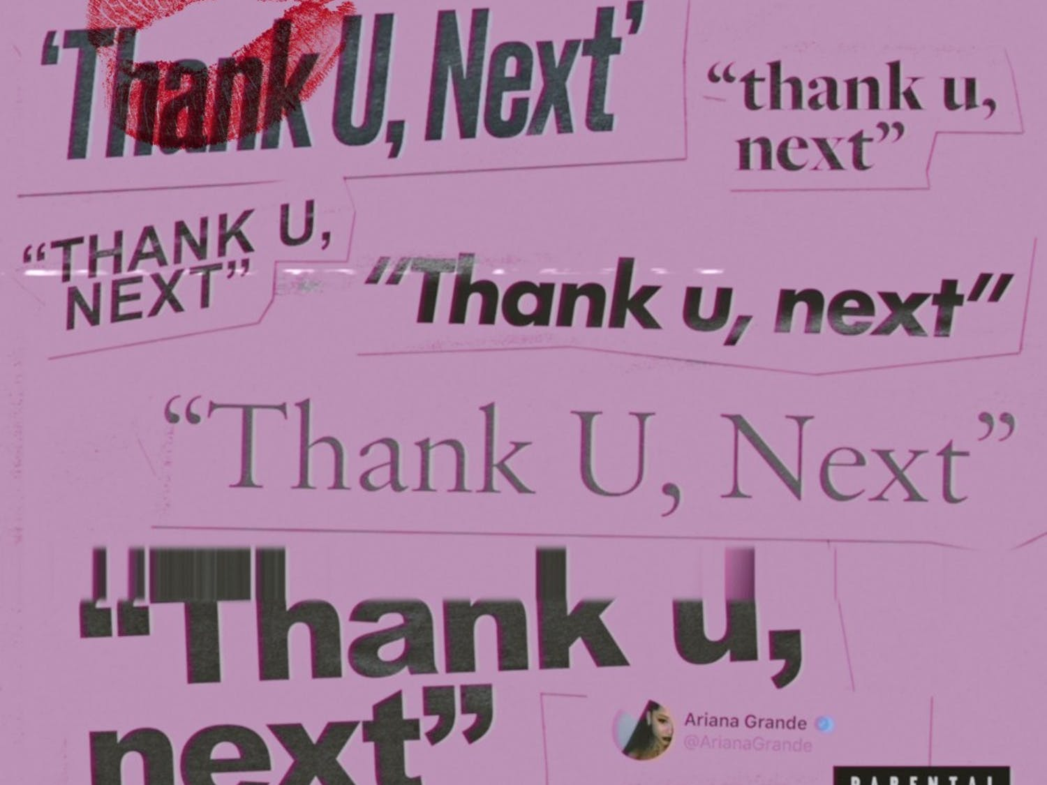 Ariana Grande's fifth studio album thank u, next was released on Feb. 8.