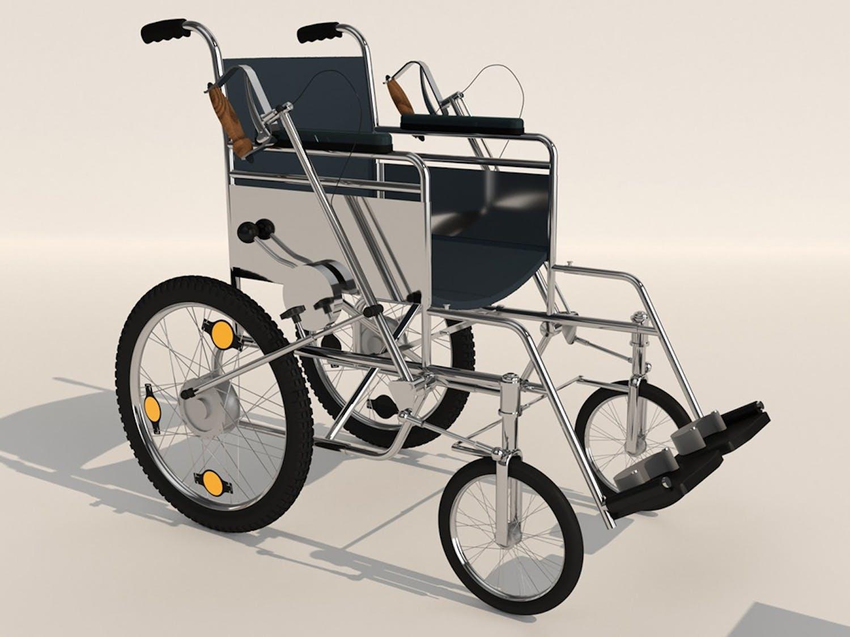 Wheelchair WIP