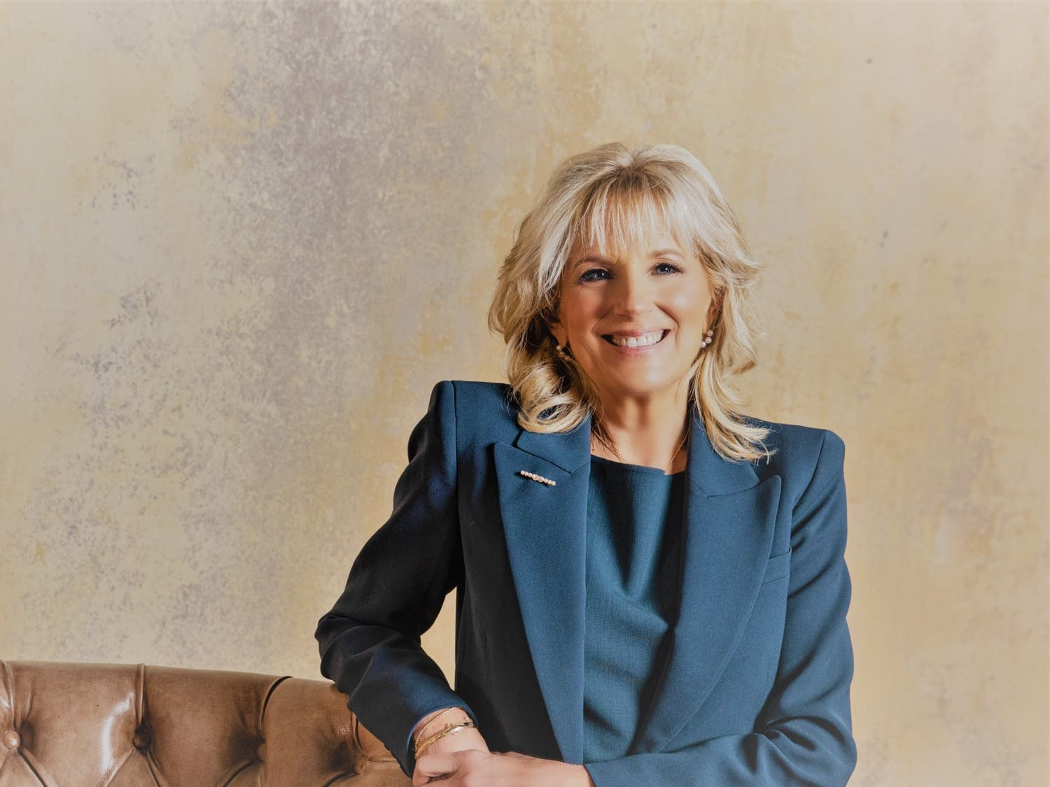 Dr Biden is excited to bring new life to the First Lady role.