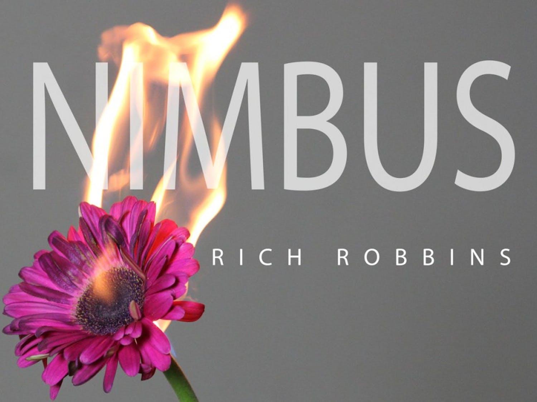 Album cover for Rich Robbins album Nimbus.