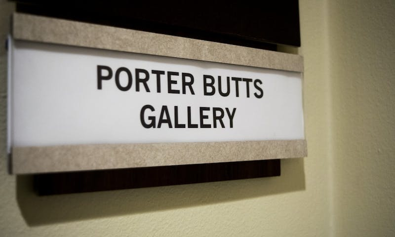 """The group suggested the university address the struggles of underrepresented groups today but provided no answer regarding the renaming of the Fredric March Play Circle and Porter Butts Gallery at the Union — both named after members of the 1920's """"Klu Klux Klan"""" student group."""