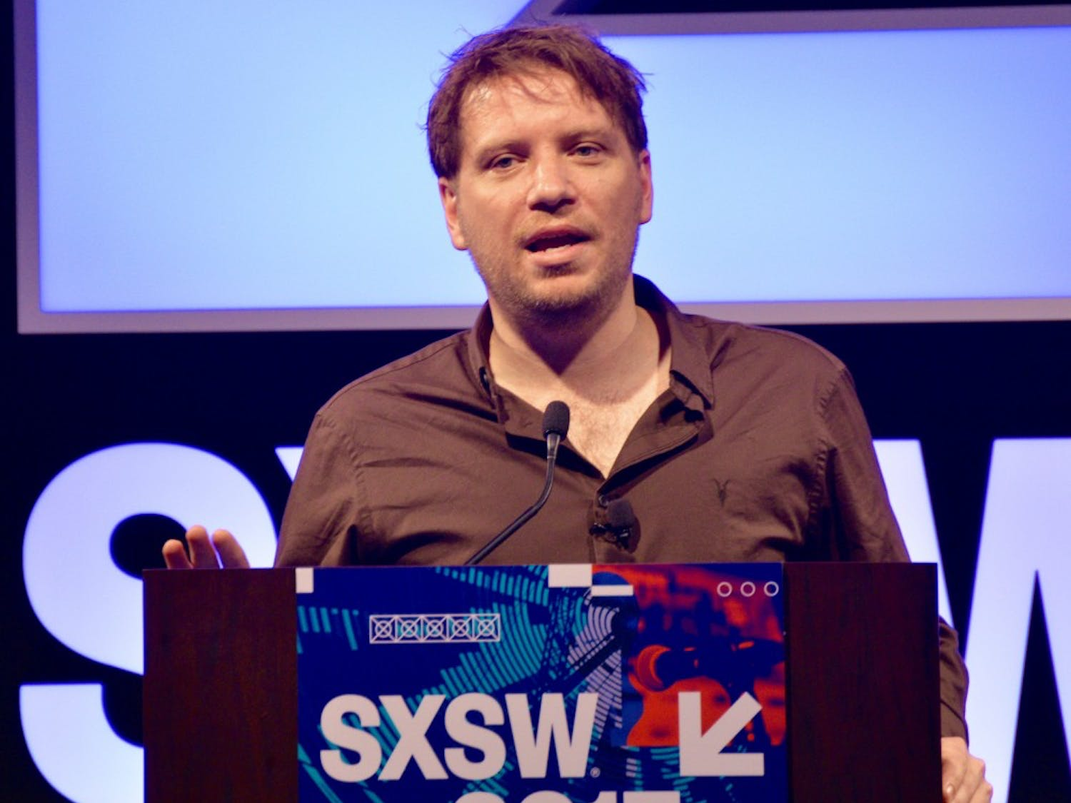 Gareth Edwards discussed his experiences with directing and visual effects, offering advice to filmmakers.