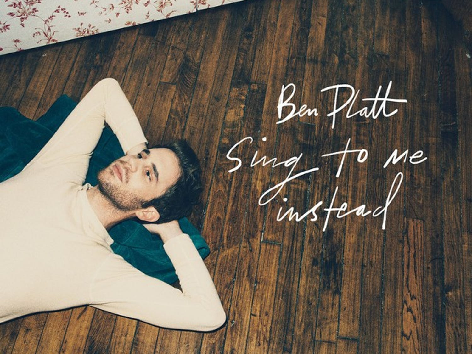 Broadway performer, Ben Platt, release his first studio album Sing to Me Instead — a remembrance of past loves and brutally honest themes of growing from loss and pain.
