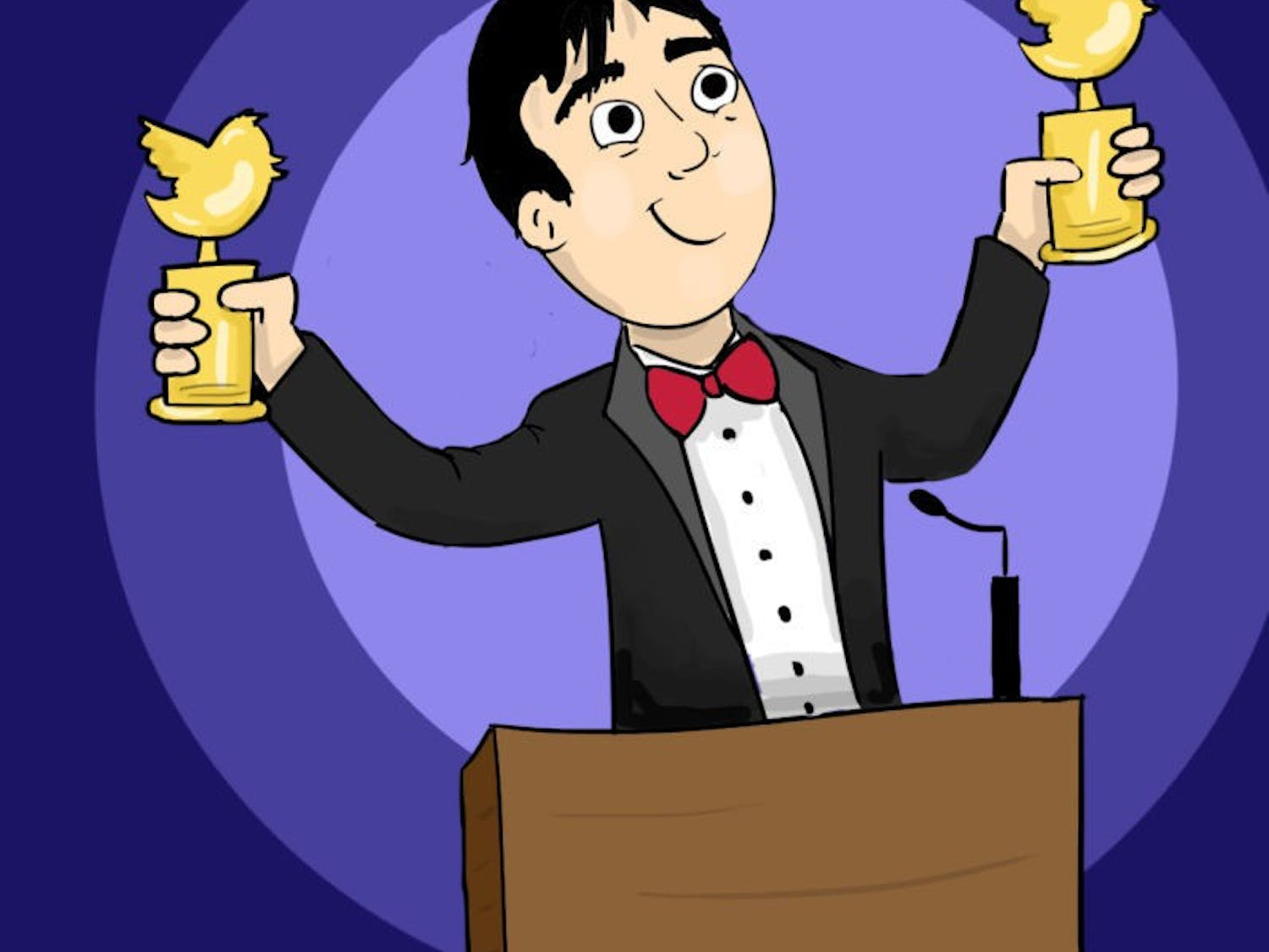 All the awards!
