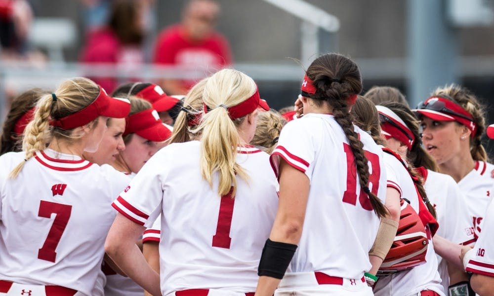 <p>Wisconsin earned two victories, 8-0 and 10-2, in a&nbsp;double header against Wisconsin-Green Bay.</p>
