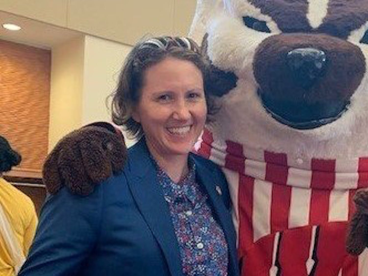 Christina Olstad, the new dean of students at UW-Madison, takes the lead to enhance inclusiveness back to campus.