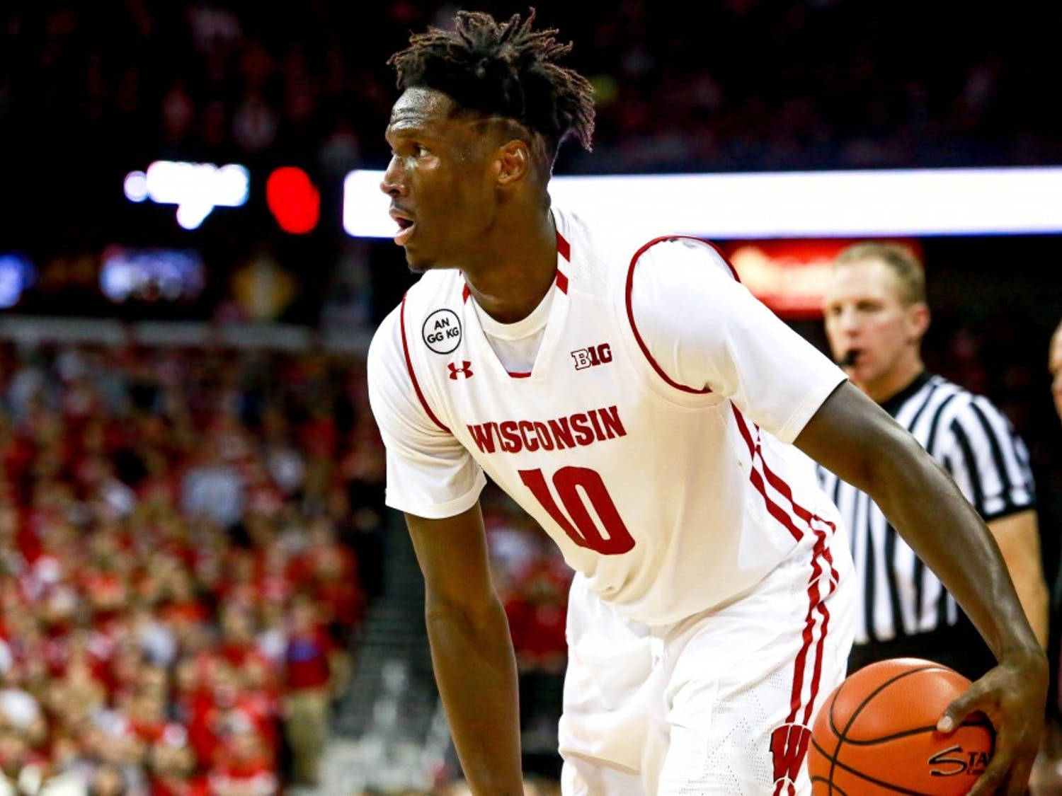 Nigel Hayes and the Badgers may have finally broken out of their slump in the second half against Maryland Sunday.
