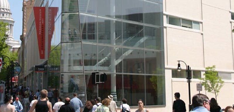 The Madison Museum of Contemporary Art was the hub of Gallery Night.