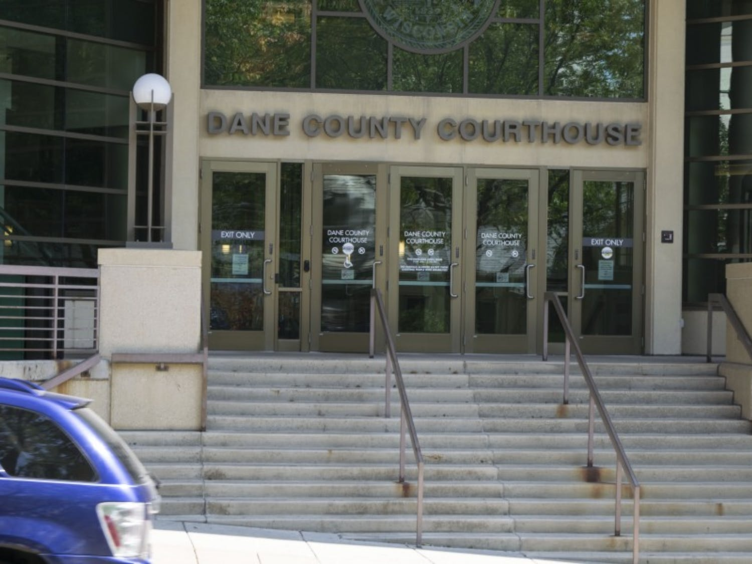 A 20-year-old Madison man pleaded guilty to two felonies Monday after he struck a couple with his car while driving over 100 mph.