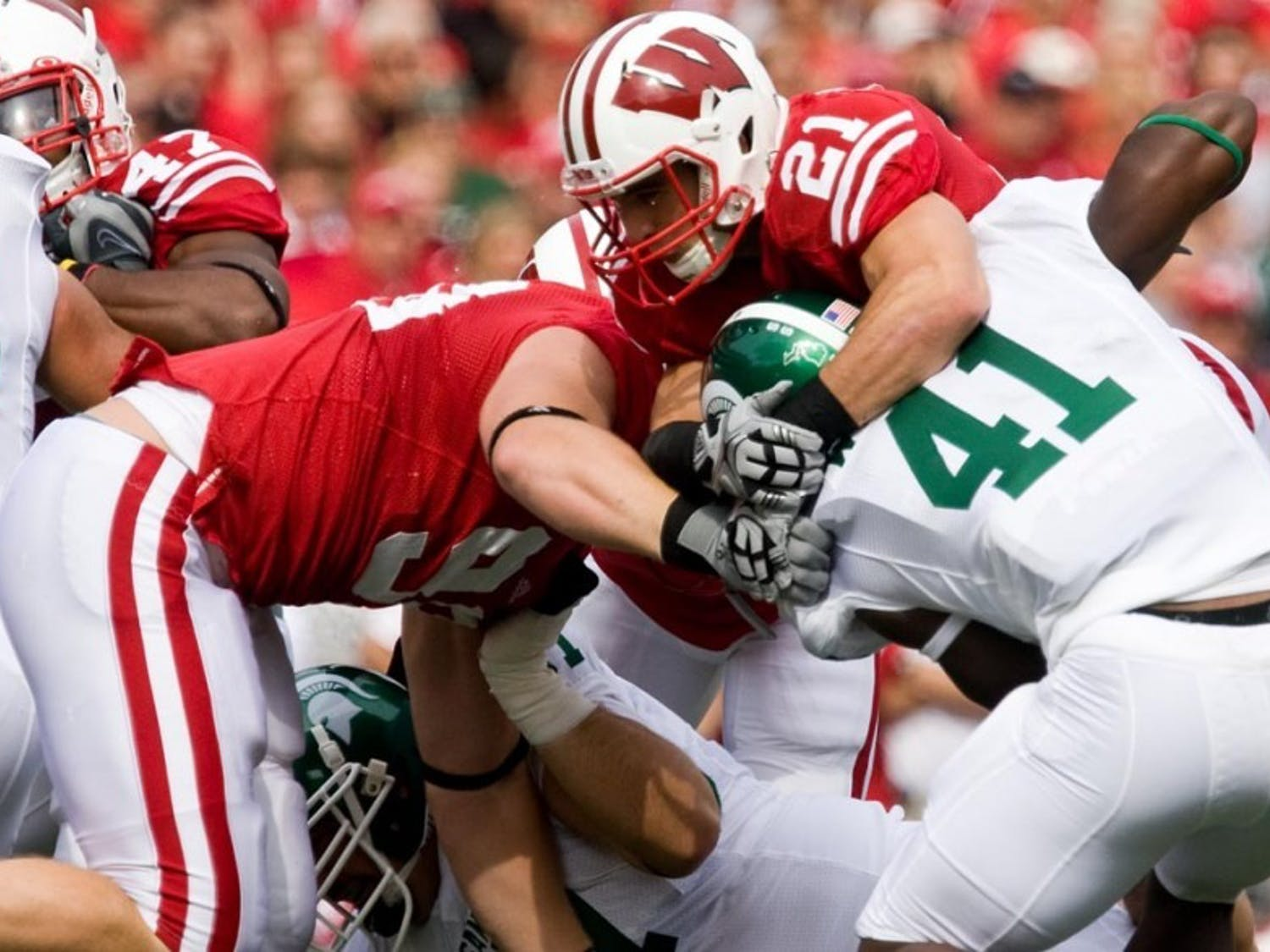 Badgers start Big Ten season with strong win