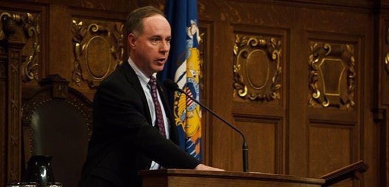 Vos, who spoke out last week against Gov. Tony Evers' commission to draw nonpartisan legislative maps, is confident Republican-drawn maps will still be chosen.