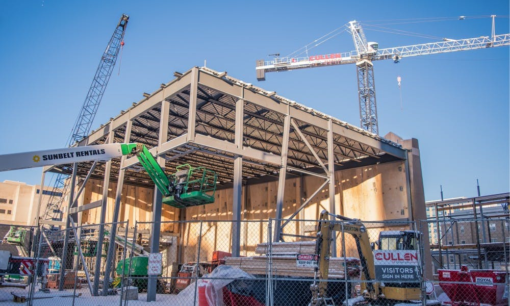 The new Hamel Music Center will increase performance and rehearsal space for the UW-Madison School of Music.