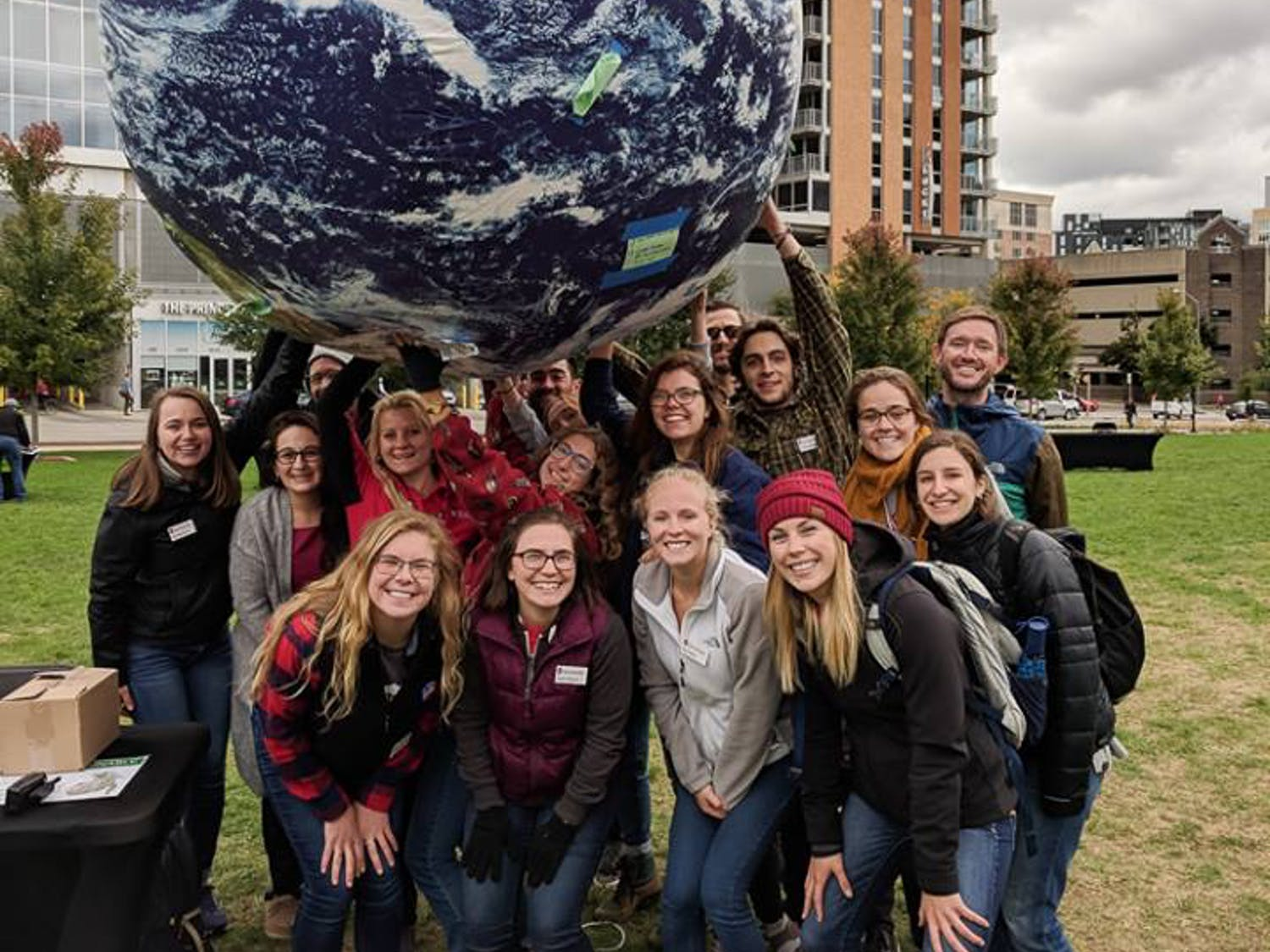 The campus where Earth Day was first celebrated focuses on inclusion and collaboration throughout UW-Madison.