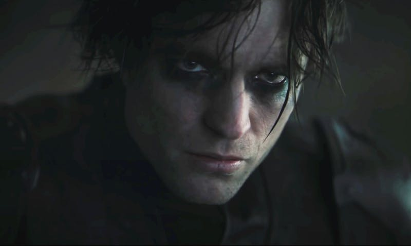 Robert Pattinson enters the DC world as Batman, bringing a new face to a beloved superhero.