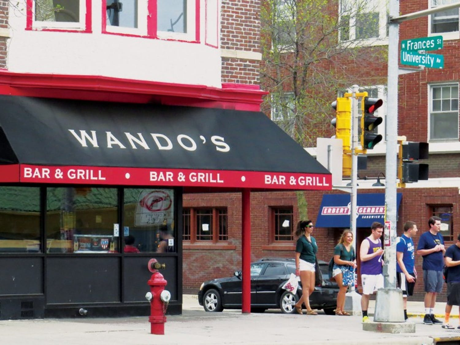 Wando's Bar & Grill filters hip-hop music, along with several other bars in Madison.