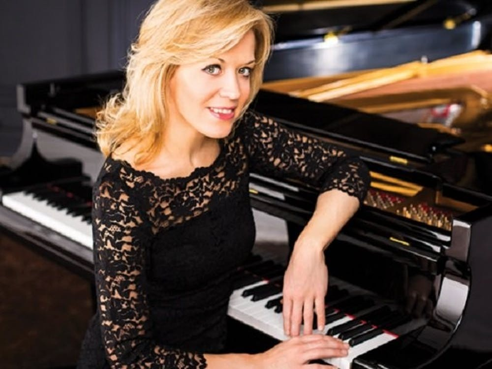 Olga Kern displayed her musical talents through masterful collaboration with the Madison Symphony Orchestra.