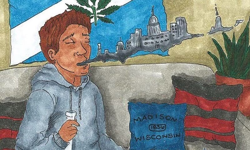 Madison residents will be able to carry and consume up to 28 grams of cannabis or cannabis derivatives without fear of punishment for violations.