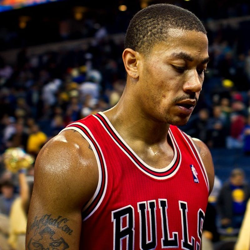 various colors ea237 35a72 The uncomfortable reality of Derrick Rose's comeback | The ...