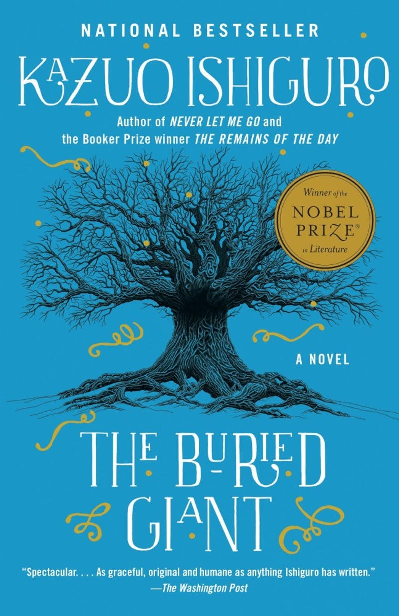 The Buried Giant' will make you wonder why its Nobel Prize
