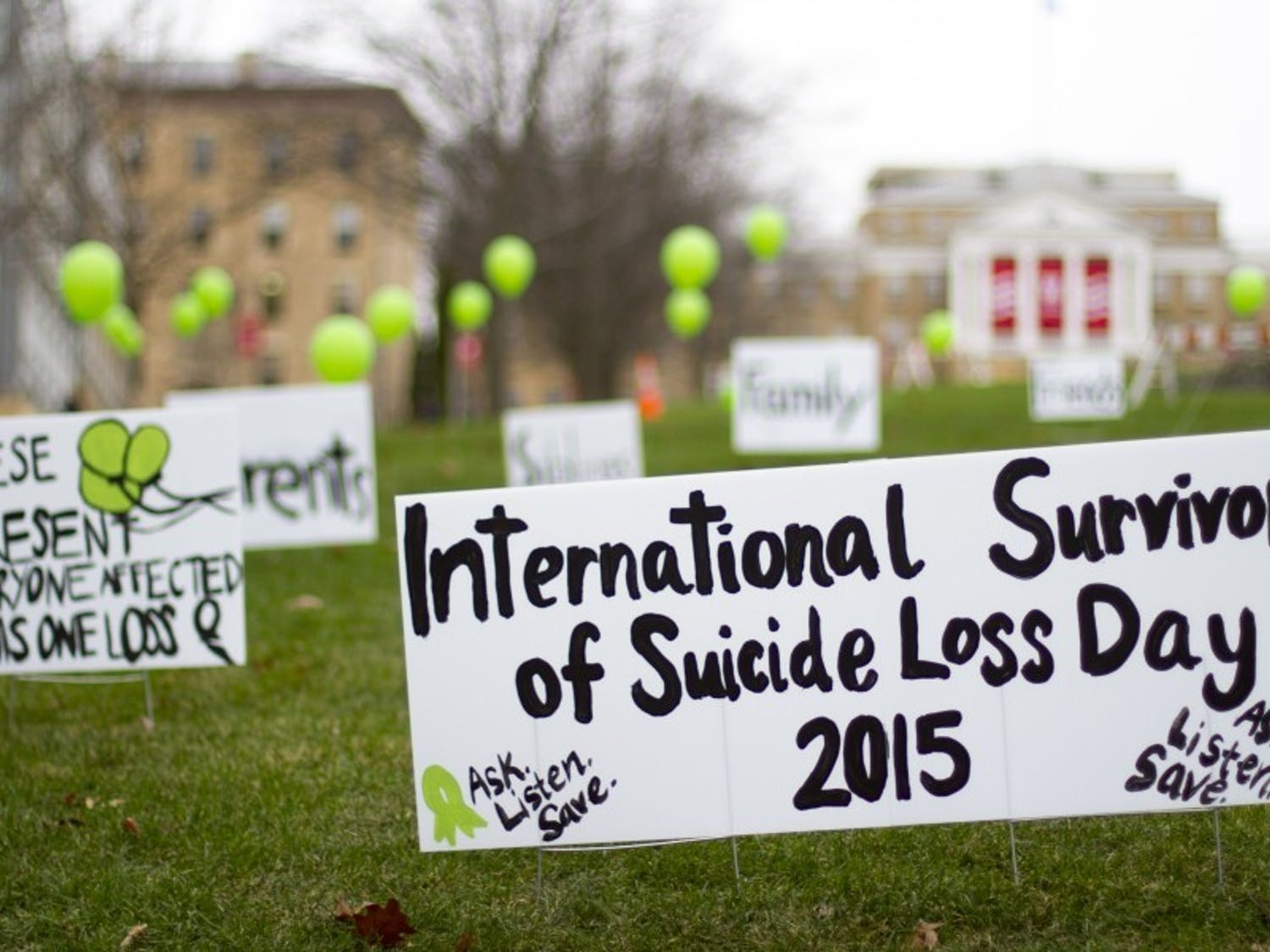 Gov. Tony Evers attempts to lower the stigma surrounding suicide by asserting the month of September as Suicide Prevention Month.