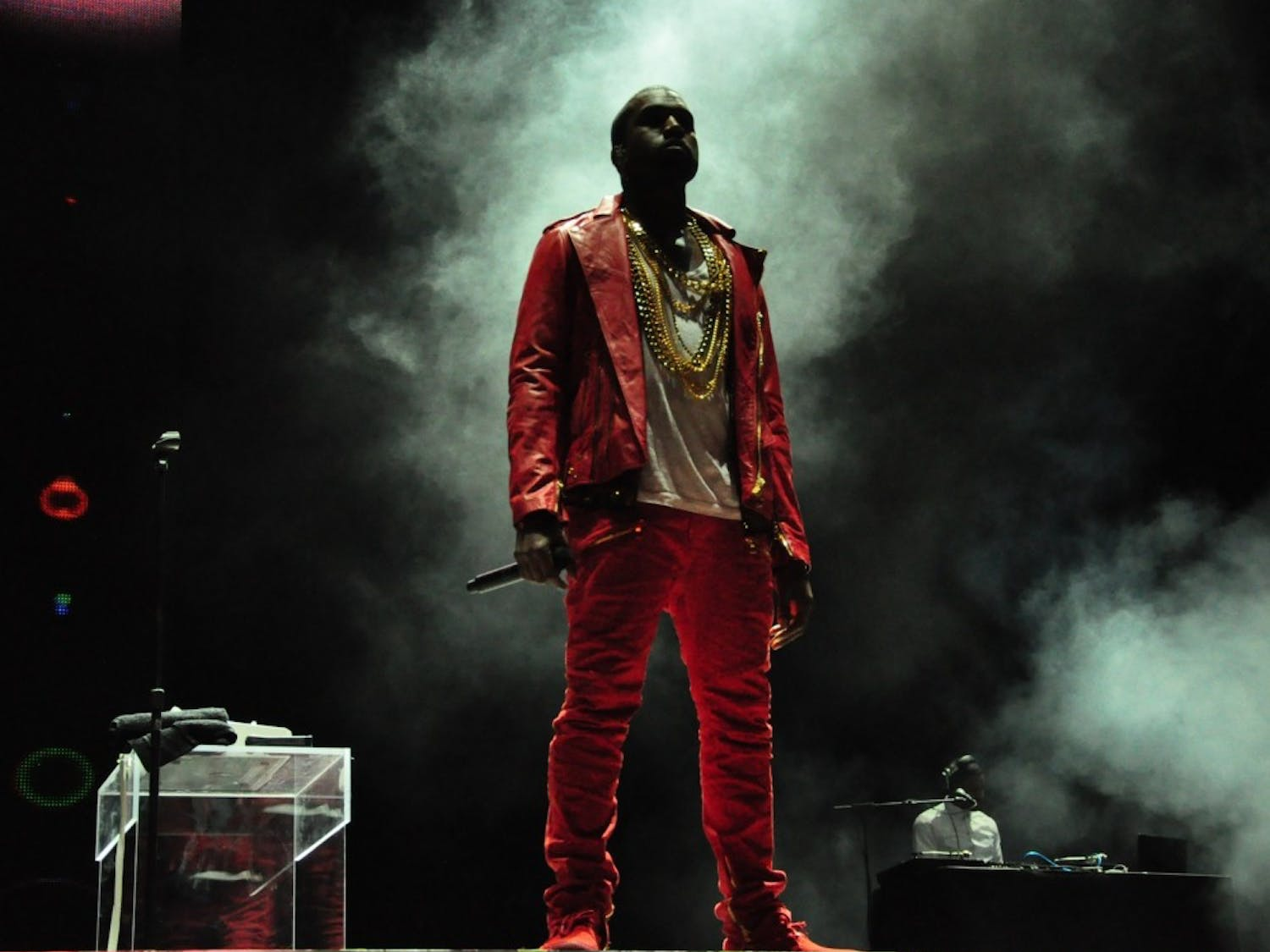 The WUD Society and Politics hosted discussionseemed only to hint at Kanye West's impact in 2018, while most attendees were very comfortable defending his impact on the music industry as a whole.