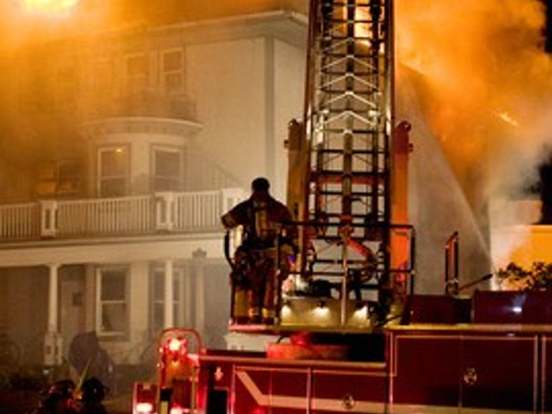 Sigma Phi Epsilon house destroyed in late night blaze