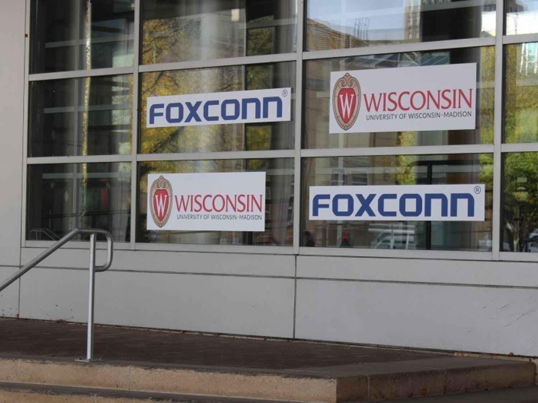 Photo of Foxconn.