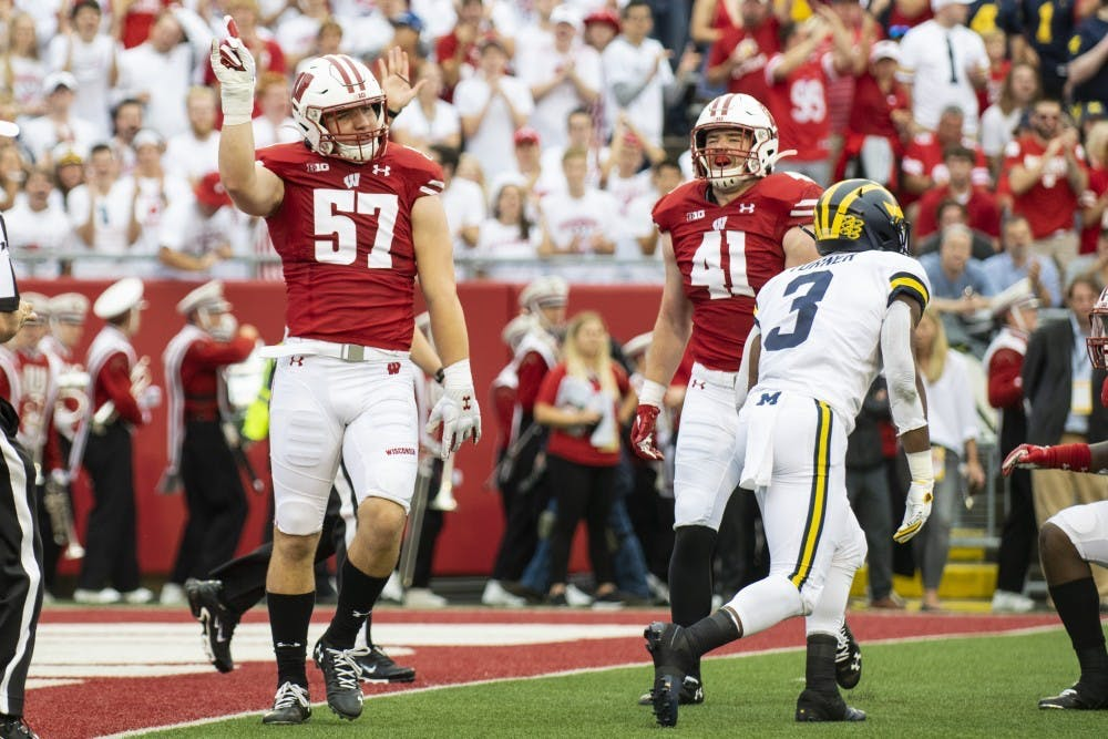 <p>The Badgers defense has been one of the nation so far, and they'll have to keep up that production on Saturday against Indiana to win.</p>