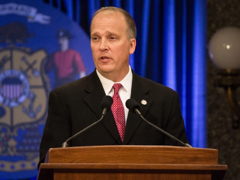 Wisconsin Attorney General Brad Schimel filed a brief last week to support a Texas abortion regulation.