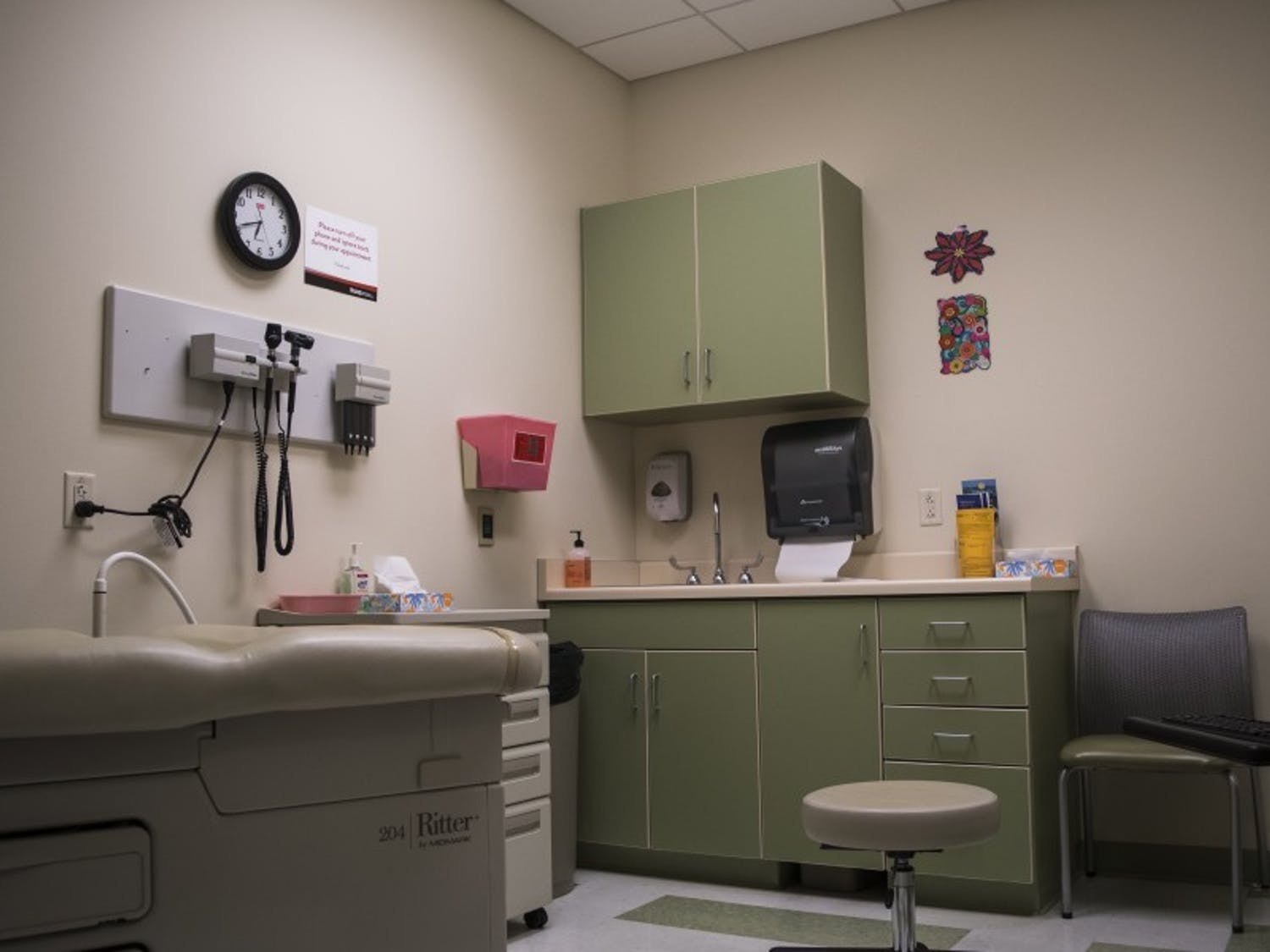 UW-Madison's Sexual Health Clinic is located on the 6th floor of the Student Activity Center.