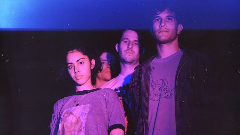 Brooklyn-based band Crumb plays a set in Madison, showcasing their psychedelic sound.