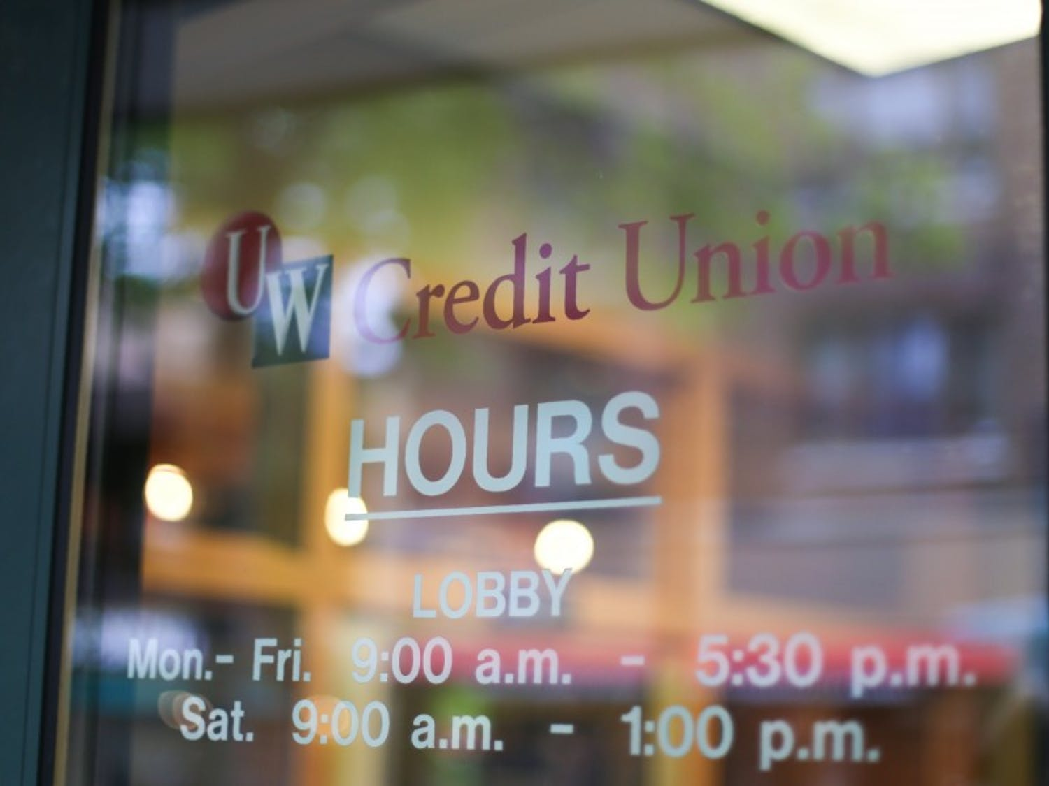 UW Credit Union rebrands with a new logo and slogan.