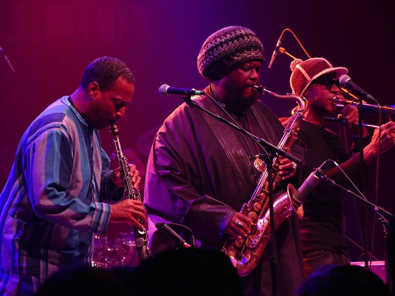 Kamasi Washington returns to Madison, giving the gift of spiritual, transcendent jazz.