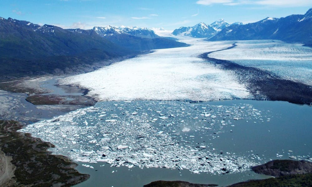 <p>Dr. Andrea Dutton's research contributes to a larger picture of the effects of greenhouse gases on global temperatures and subsequent sea-level rise.</p>