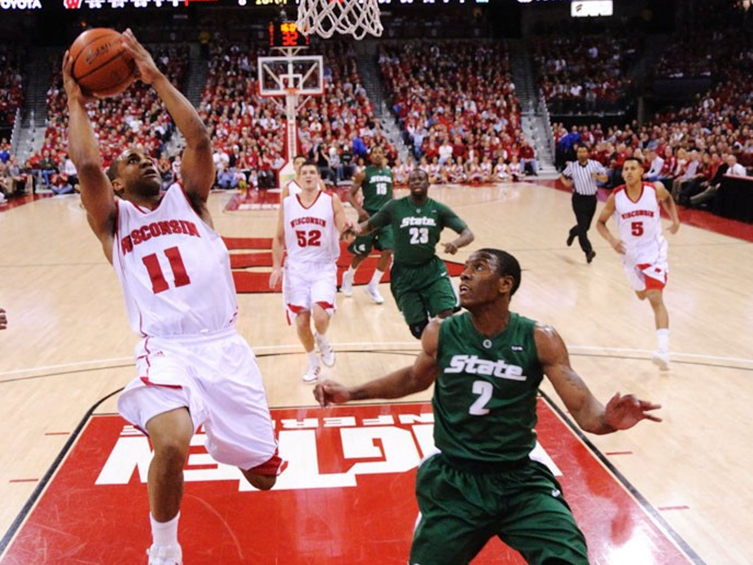 Badgers chalk up another marquee win for their resume