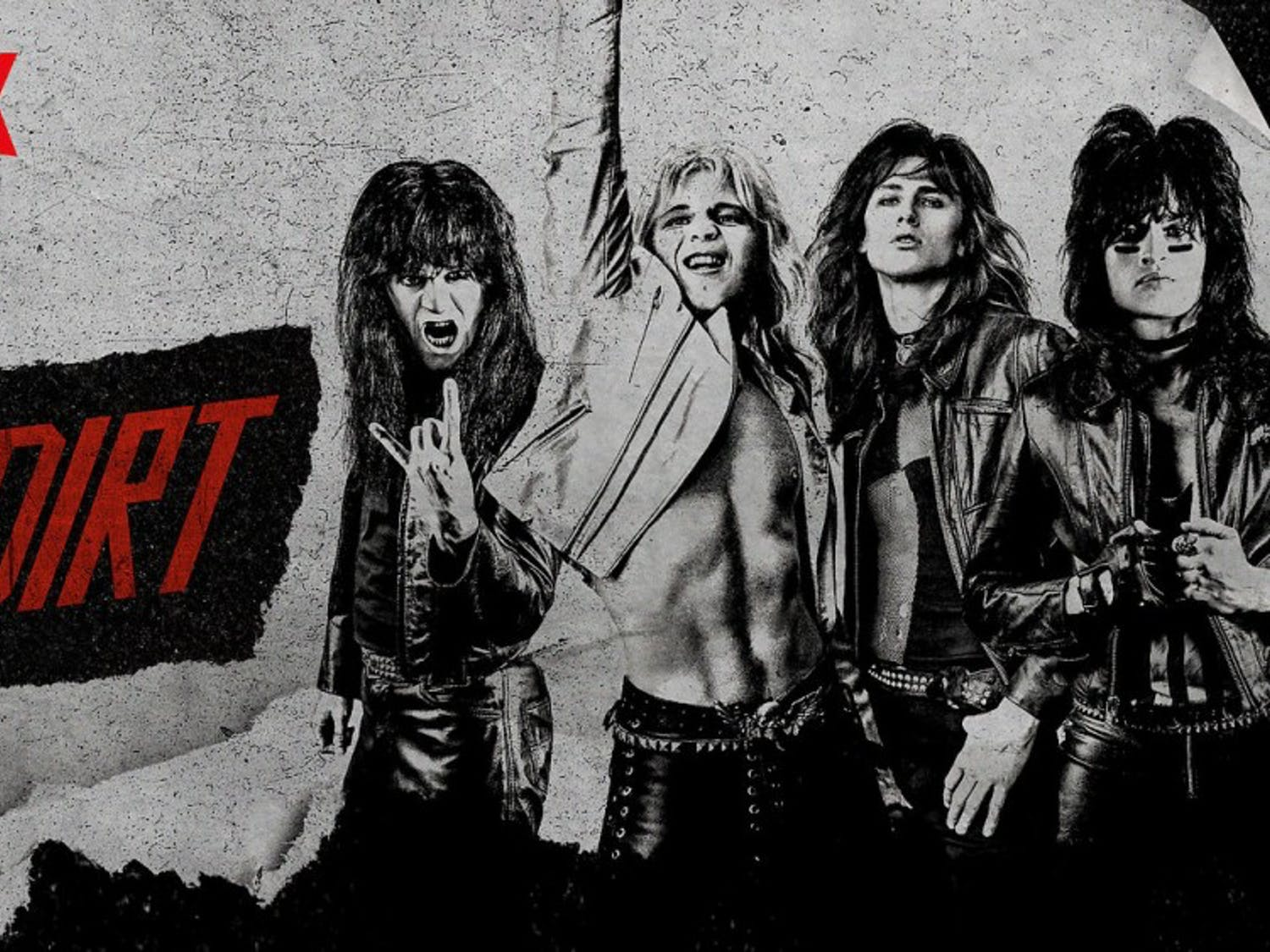 The Mötley Crüe Netflix biopic premiered March 22, detailing the tumultuous rise to fame and the dark side it holds.