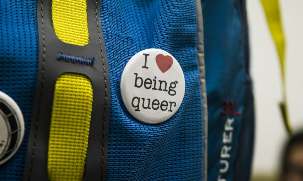 Oct. 11 marked National Coming Out Day, which annually encourages people identifying as LGBTQ+ to embrace their identity. October is also LGBTQ+ History Month, along with the UW-Madison LGBT Campus Center's 25th birthday.