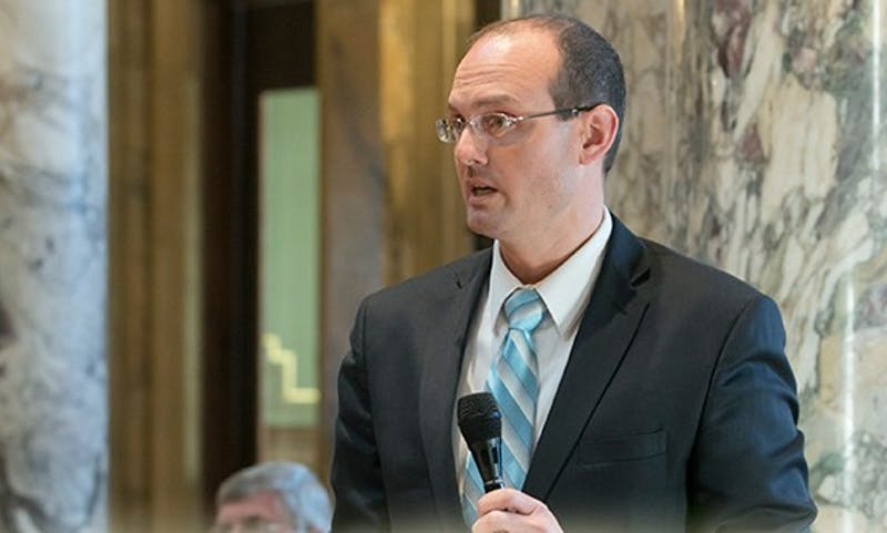 A bill authored by state Rep. Jesse Kremer, R-Kewaskum, to issue higher penalties to students who disrupt campus speakers passed an Assembly higher education committee Tuesday.