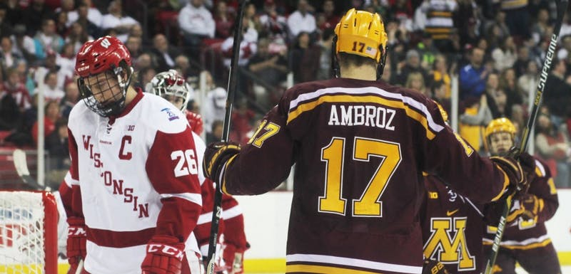 The Gophers will be in town again for what promises to be an exciting series between the two rivals.