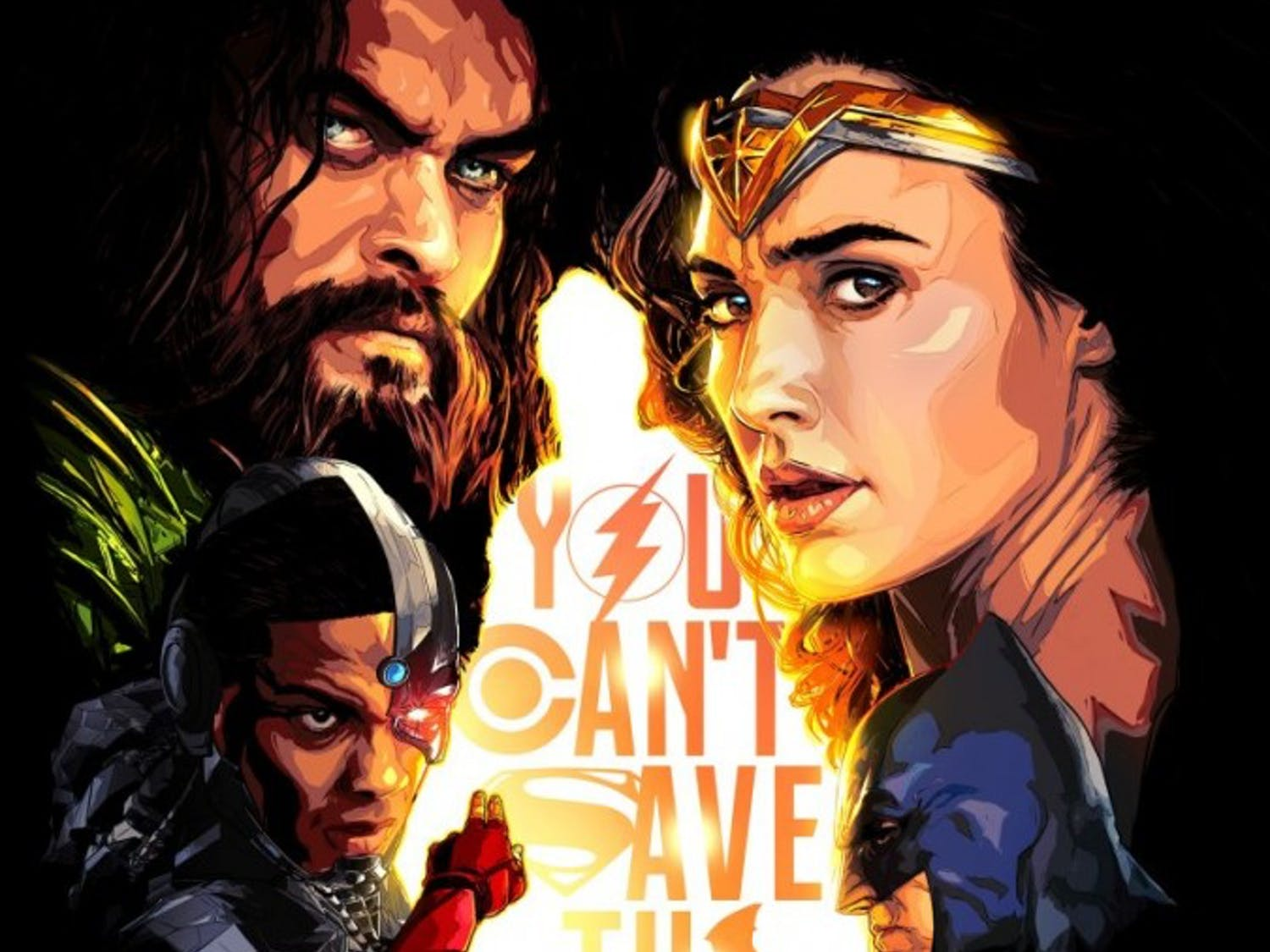 """While its heroes entertain, """"Justice League"""" suffers from tonal inconsistencies and lacks complexity."""