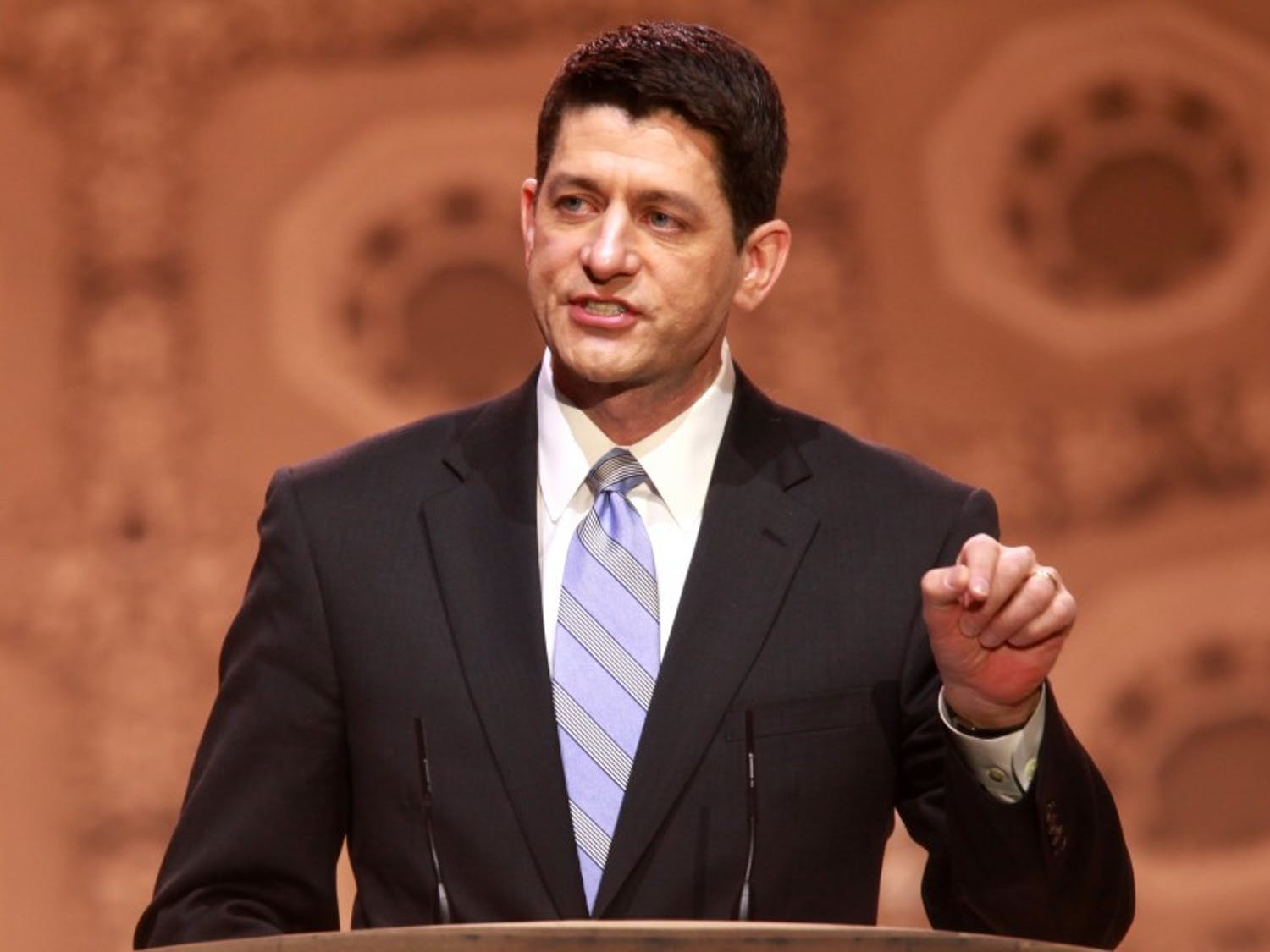 Speaker of the House Paul Ryan said Tuesday he is not interested in being the Republican Party's presidential nominee for the 2016 election.