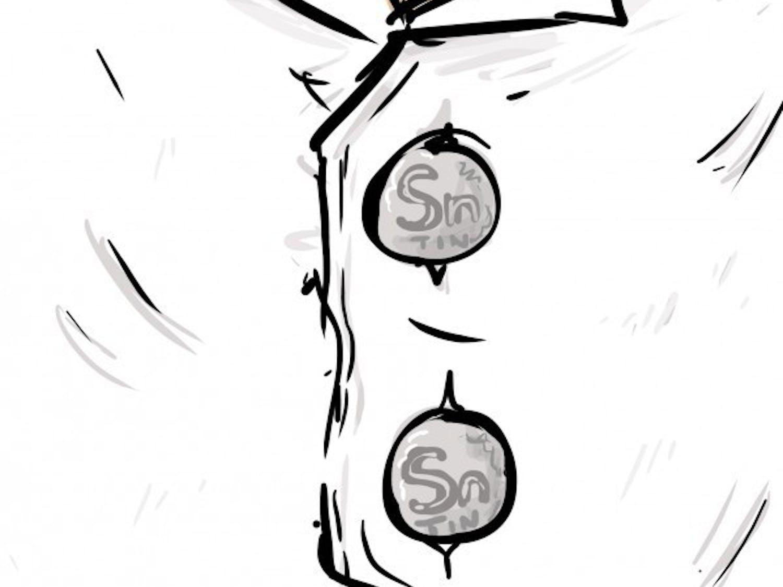 Tin Buttons