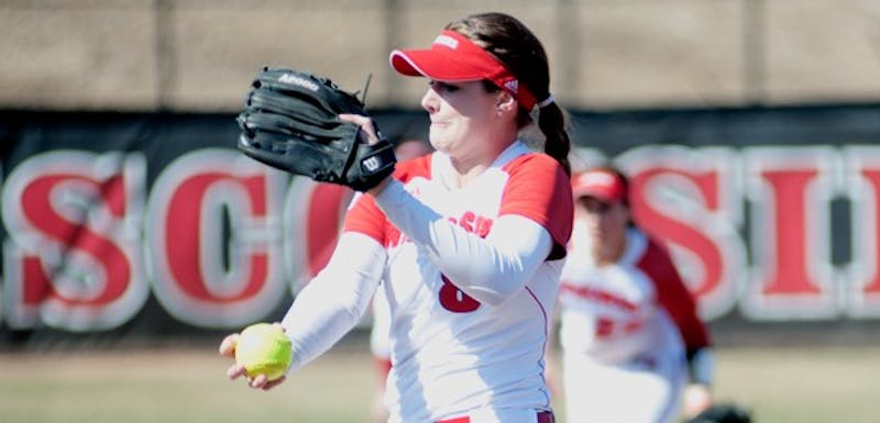 Senior pitcher Cassandra Darrah has a 2.64 ERA in just over 100 innings pitched this season.