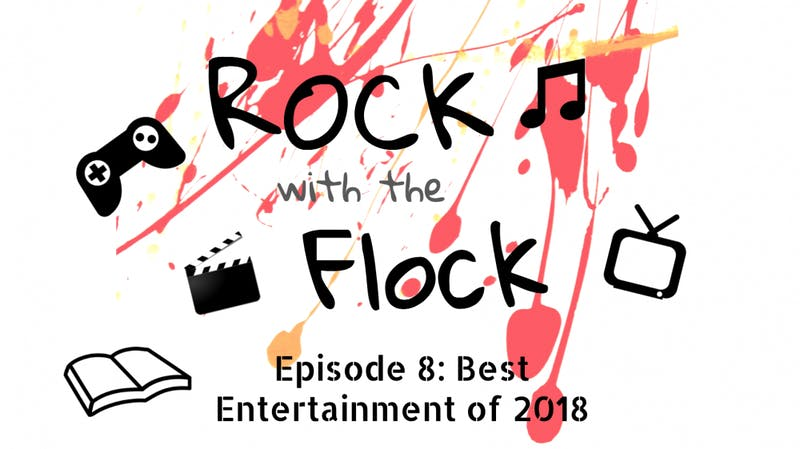 Thank you all for tuning in! Rock with the Flock will return next semester.