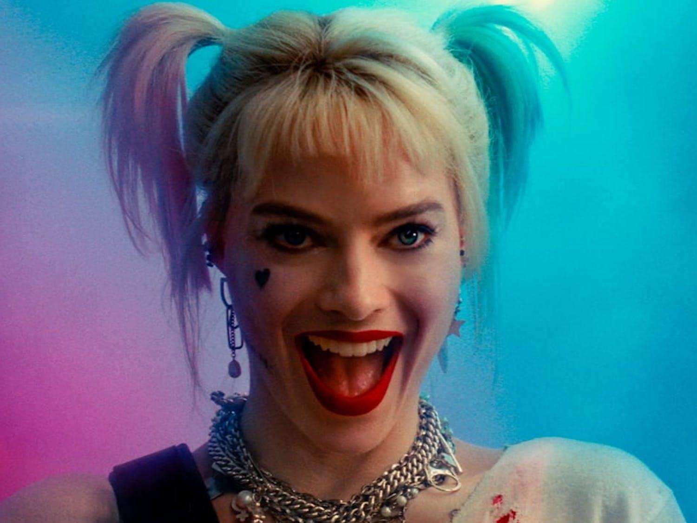 "Margot Robbie explores Harley Quinn's emancipation in ""Birds of Prey.?"""