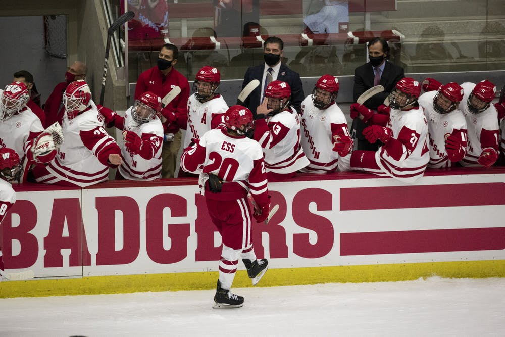 <p>The Badgers are set to be at full strength for the first time in almost two months this weekend against top-ranked Minnesota.</p>