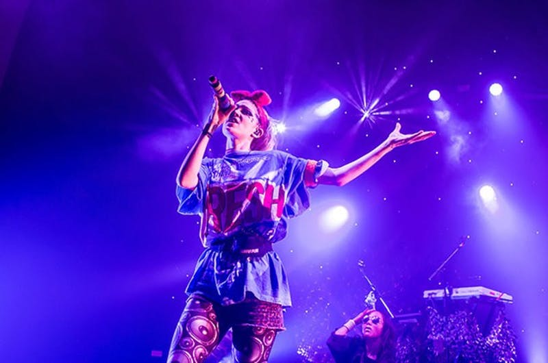 Grimes will release her fifth studio album this summer after nearly four years.