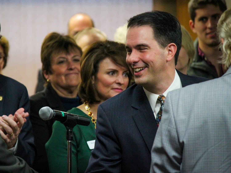 UW System Board of Regents have donated over $258,000 to political candidates, Gov. Scott Walker.