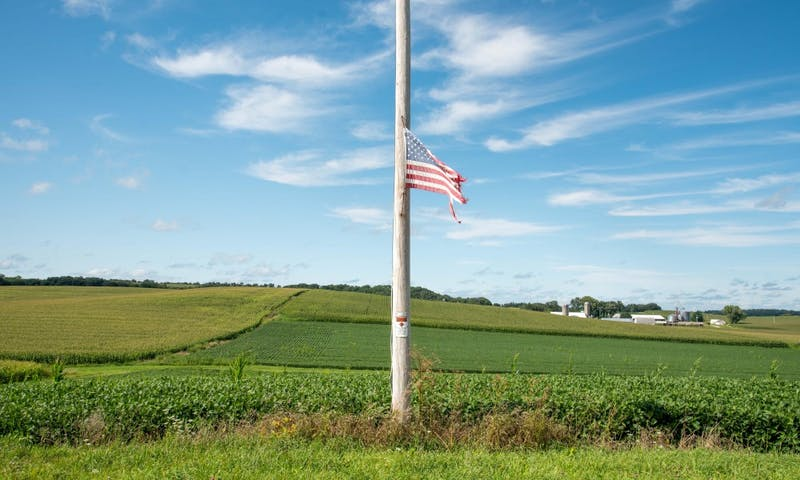 Agricultural supply continues to grow as demand shrinks, causing Gov. Tony Evers to write a letter to President Donald Trump urging him to stop initiating trade wars.